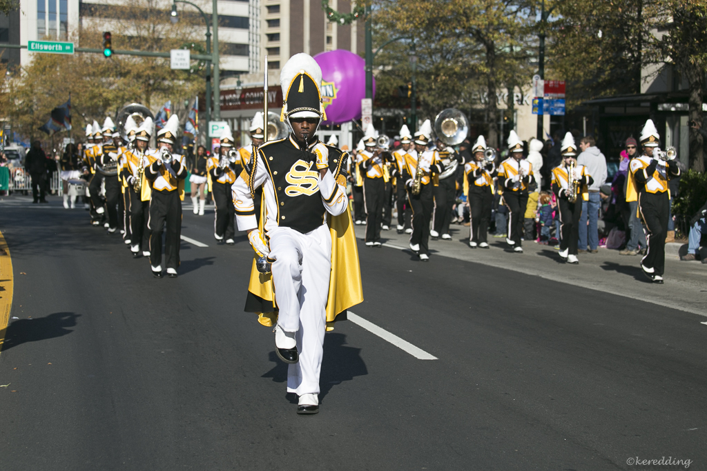 County Thanksgiving Parade